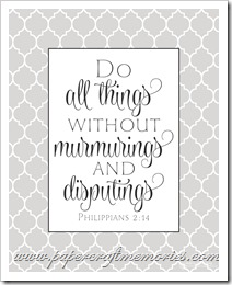 Philippians 2:14 printable 8 x 10 WORDart by Karen for personal use