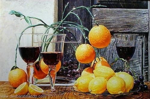 pinturas a oleo super realistas Roberto Bernardi Erich Christensen Steve Mills  desbaratinando  (118)