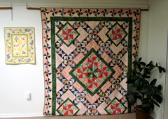 Quilt Show At Art Centre