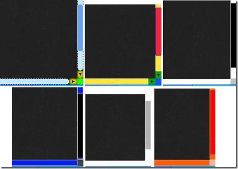 Rescroller cambiare grafica alle barre di scorrimento di Chrome