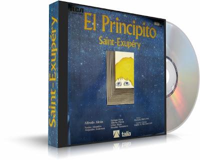 EL PRINCIPITO, Antoine de Saint-Exupery [ Audiolibro + Libro ] – Solo el corazón puede ver bien. Lo esencial es invisible para los ojos