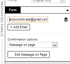 form email