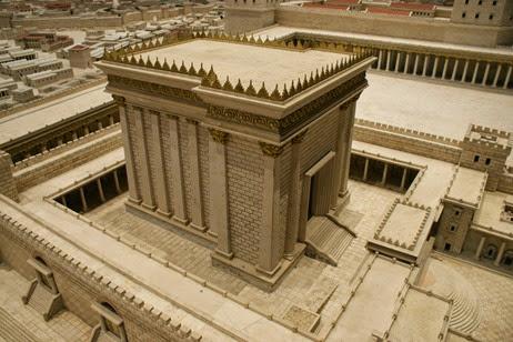 Segundo Templo réplica