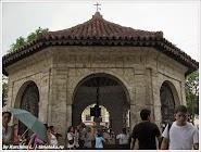 Часовня, в которой хранится крест Магеллана. Филиппины. Фото Курчиной Л. www.timeteka.ru