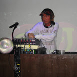 DJ Yoshi in Kabukicho, Tokyo, Japan