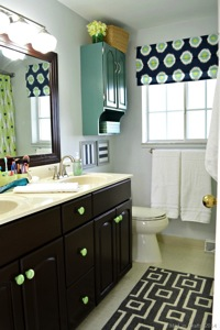 "=""Finishedbathroommakeover"