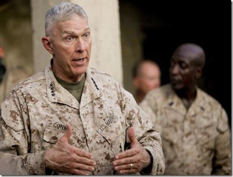 James Conway, General 2009