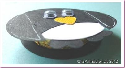 Elizabeth Shaw Mint Crisp penguin