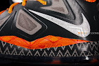 nike lebron 10 gs black history month 1 10 Release Reminder: Nike LeBron X Black History Month