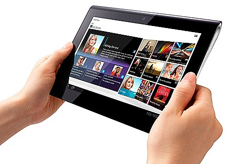 Sony Tablet S  3G model 16GB price S$798 Android 3.2 Sony Singapore Store Wifi 16gb  $618 32gb $748