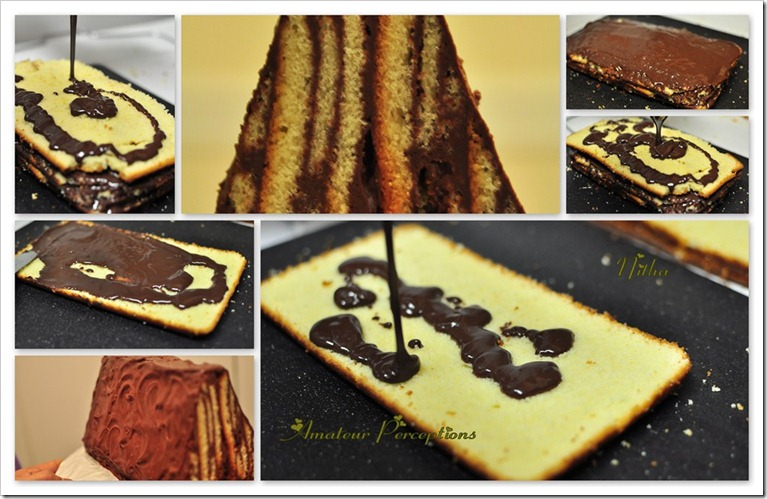 Triangle Cake 2