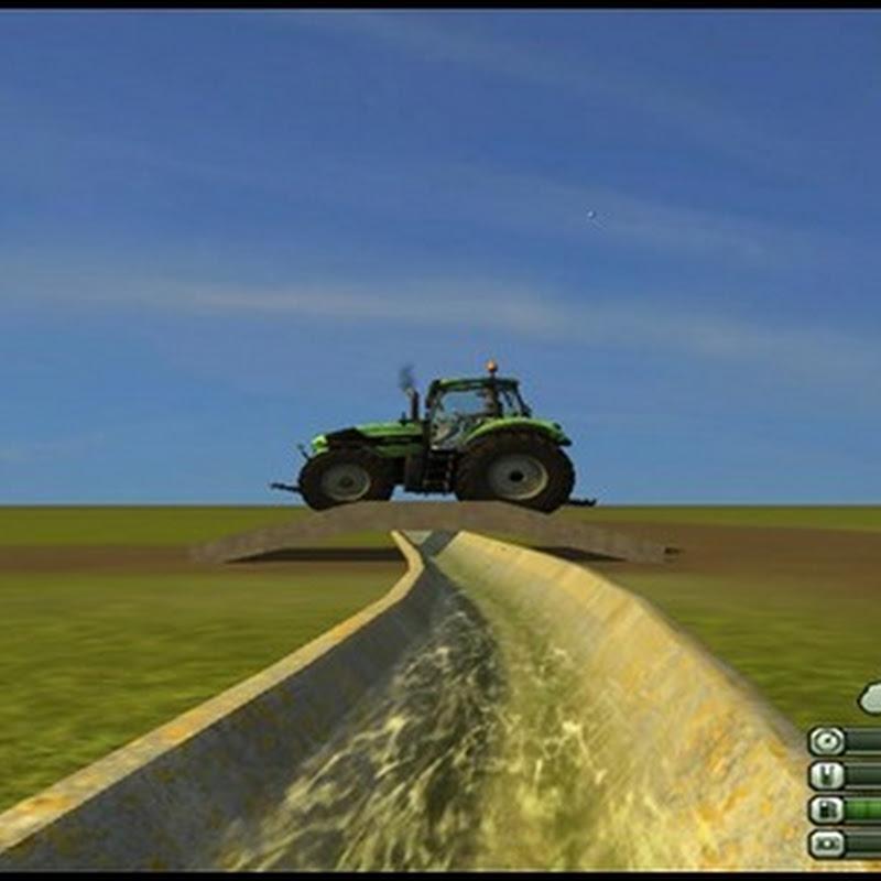 Farming simulator 2013 - Acequias v 2.1 Mod (sistema idrico)