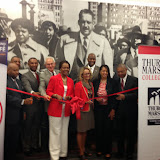 2013 TMCF College Prep Café Ribbon Cutting Ceremony