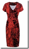 Isabel de Pedro Red Jersey Dress