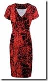 Isabel de Pedro Red Jersey Dress