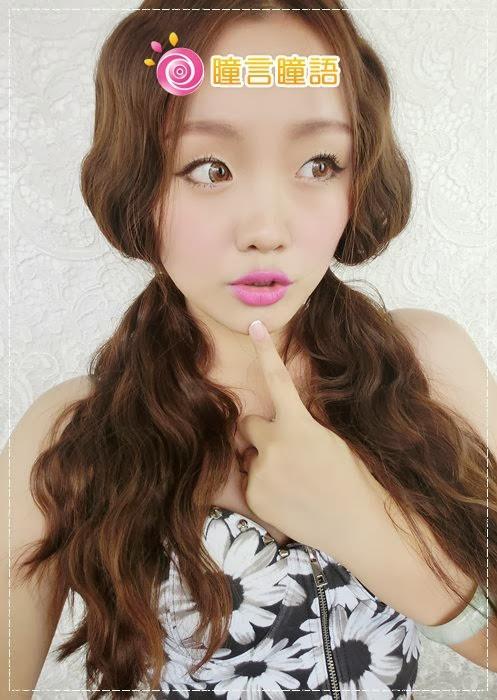 韓國GEO隱形眼鏡-GEO Eyes Cream 霜淇淋咖025