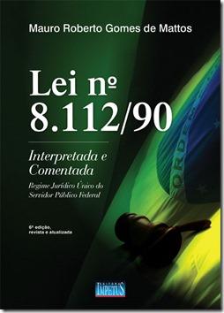 Capa - Lei nº 8.112.indd