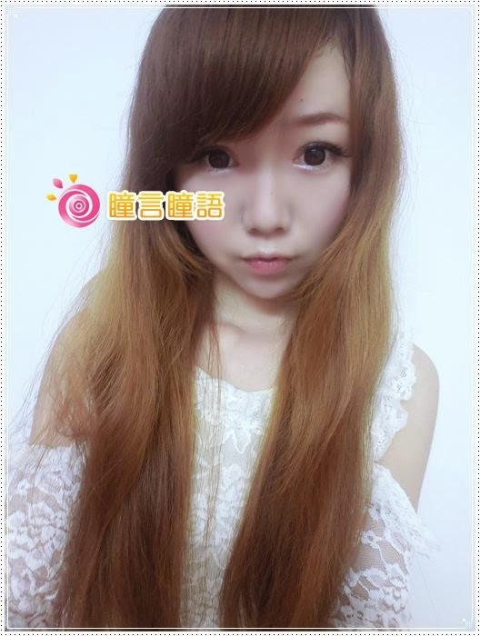 日本KRIAKRIA隱形眼鏡-Sweety Eye 糖果巧克力17