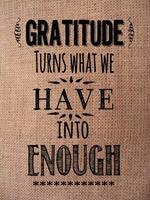 Second Chance to Dream - Gratitude