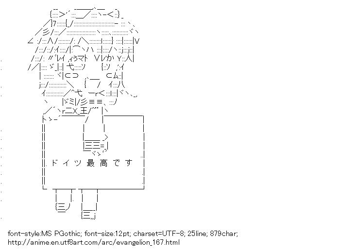 Evangelion,Soryu Asuka Langley,Message board