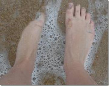 Mar marrom