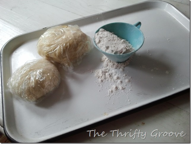 Wild Apple Pie Recipe @ The Thrifty Groove