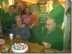 94th birthday dad and ma