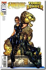 P00004 - Witchblade & Tomb Raider