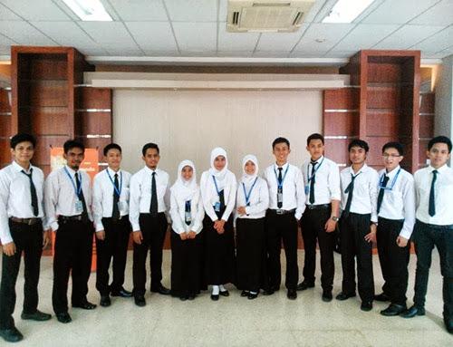 with IMAM mates!