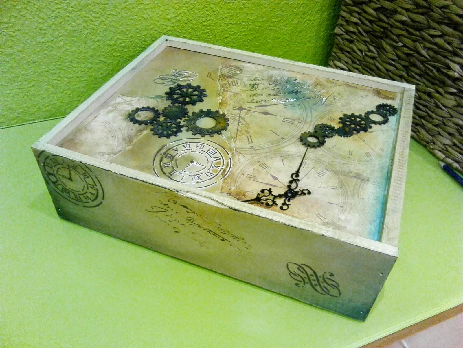 caja de vino - Cajas De Vino Decoradas