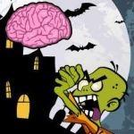 zumbi comedor de cérebro