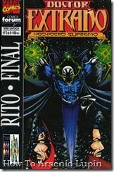 P00003 - Doctor Extraño  Rito Final #3