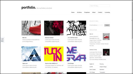 Premium Galeri Teması