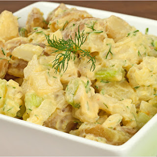 potato salad with bacon egg and tarragon dressing recipes potato salad ...