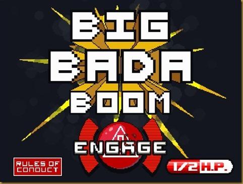 Big Bada Boomタイトル