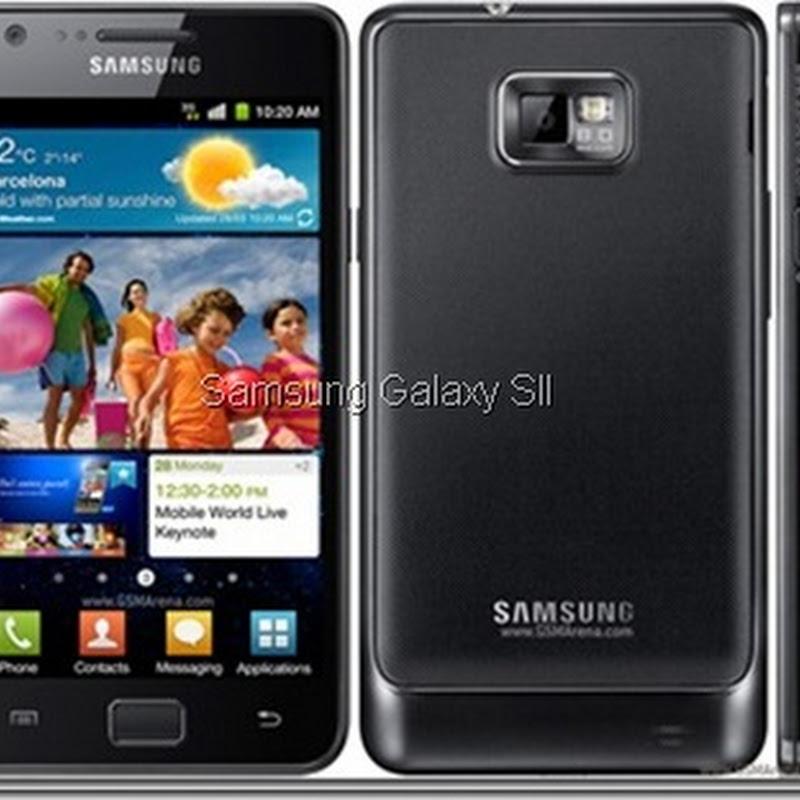 Kenapa Samsung Galaxy SII Menjadi Gadget Impian Aku