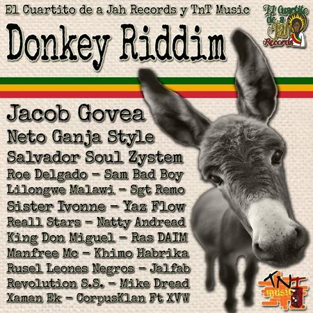 Donkey Riddim Front