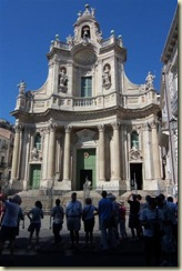 Collegiata Church Catania (Small)