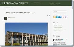 Itamaraty Diplomacia pública