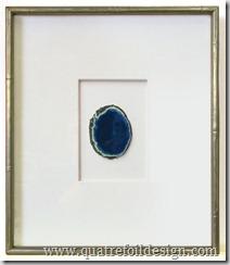 framed agate agate006