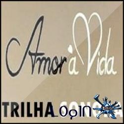 CD - Trilha Sonora Novela - Amor à Vida - Previa