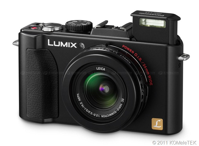 Review Panasonic Lumix DMC-LX5