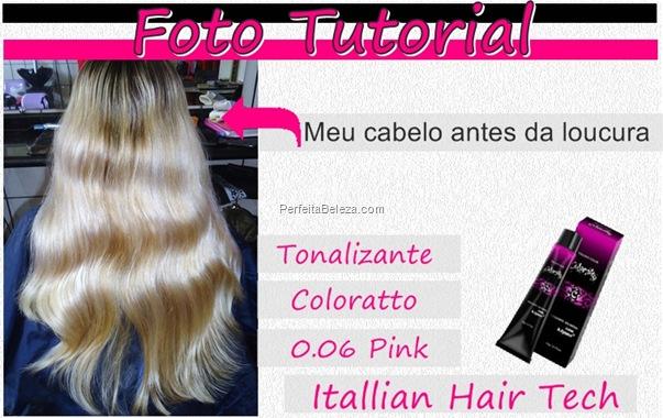 tonalizante coloratto pink