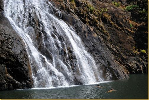 dudhsagar falls -goa