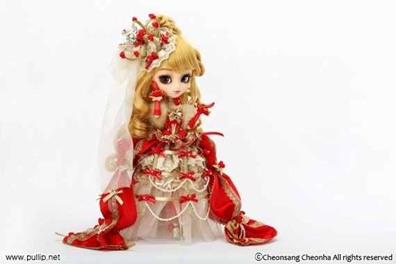 Pullip Princess Rosalind Feb 2013 04