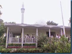 GCU masjid(mosque)