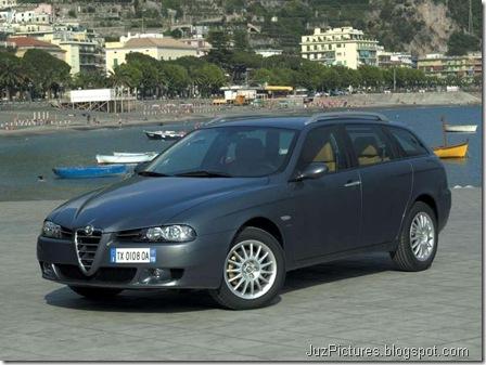 Alfa Romeo 156 Sportwagon 2.0 JTD4
