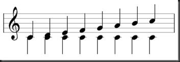 intervalos musicales simple