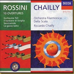 Rossini Oberturas Chaily Scala