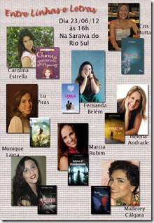 Banner do evento com nome